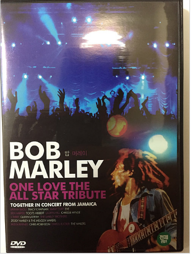 Bob Marley(ボブマーリー)- One love the All Star Tribute【DVD】