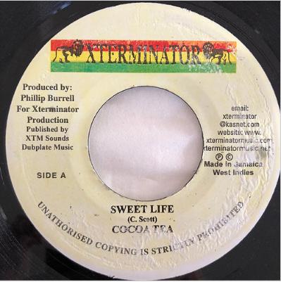 Cocoa Tea(ココティー) - Sweet Life【7'】