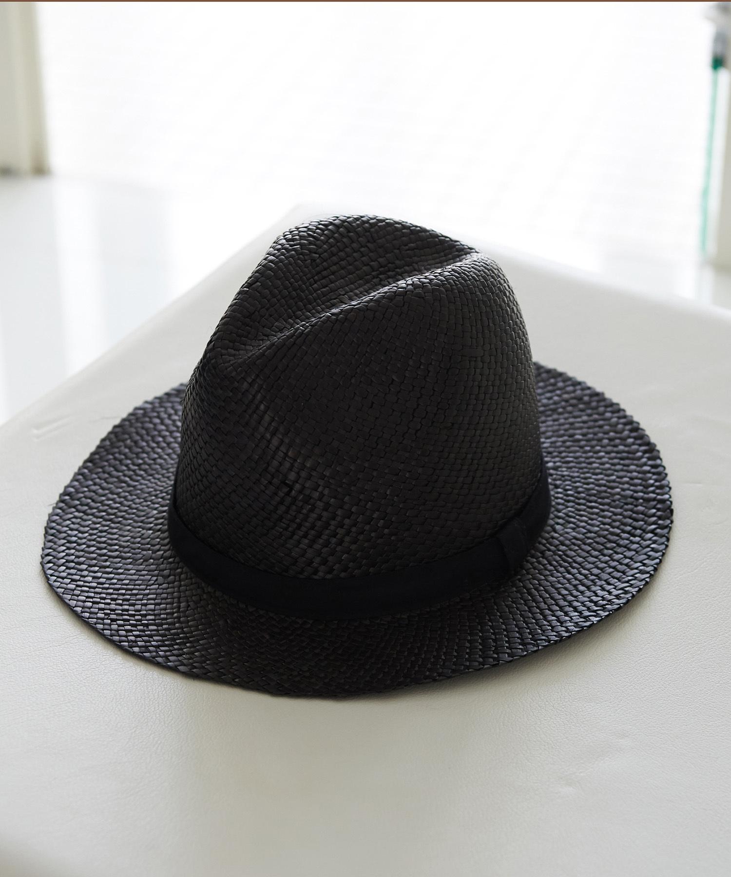 STRAW WIDE HAT[REH061]