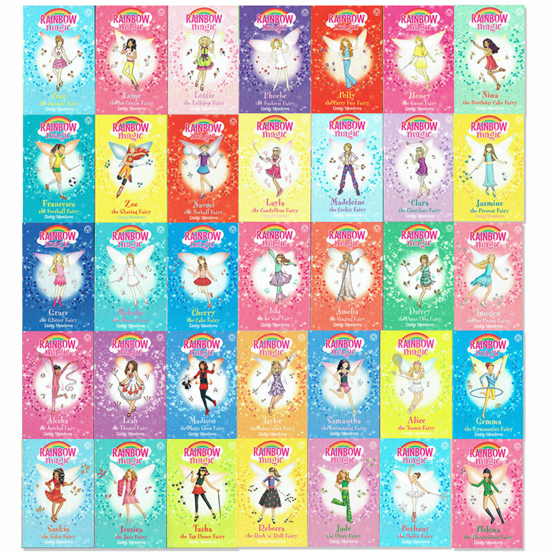 「Rainbow magic」シリーズ 35冊セット