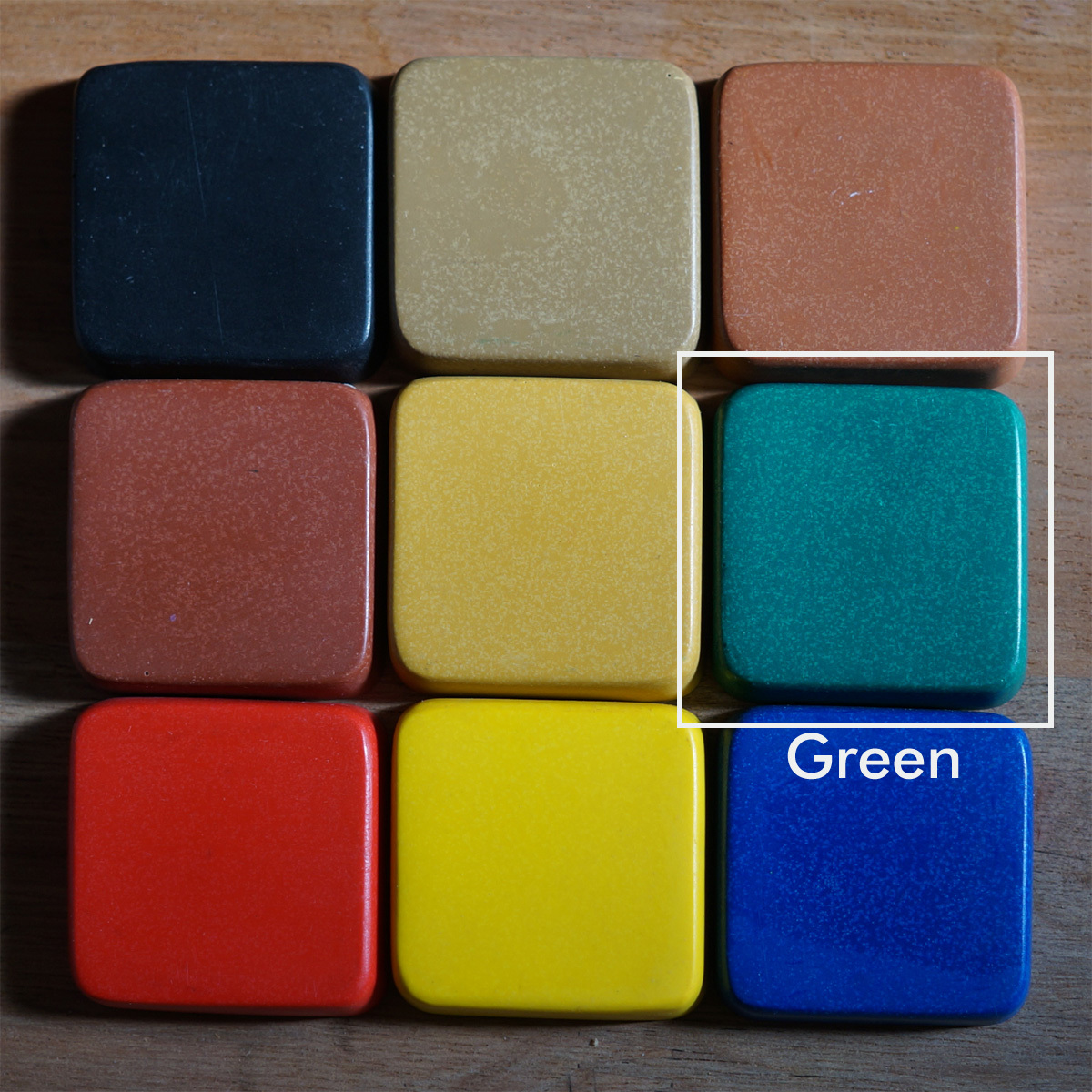 PIGMENT GREEN 1kg(着色剤:緑 1kg) - 画像2