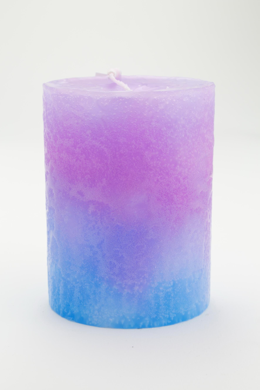 No.105 Candle Cylinder 76 1800  キャンドル