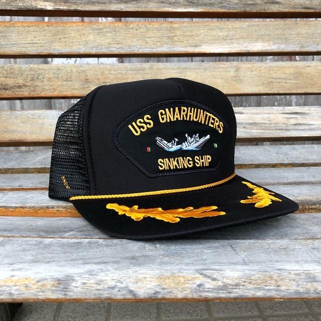GNARHUNTERS #Sinking Ship trucker hat