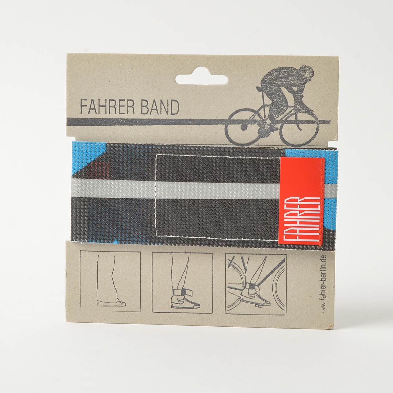 FAHRER(ファーラー)リフレクティブ レッグバンド 033