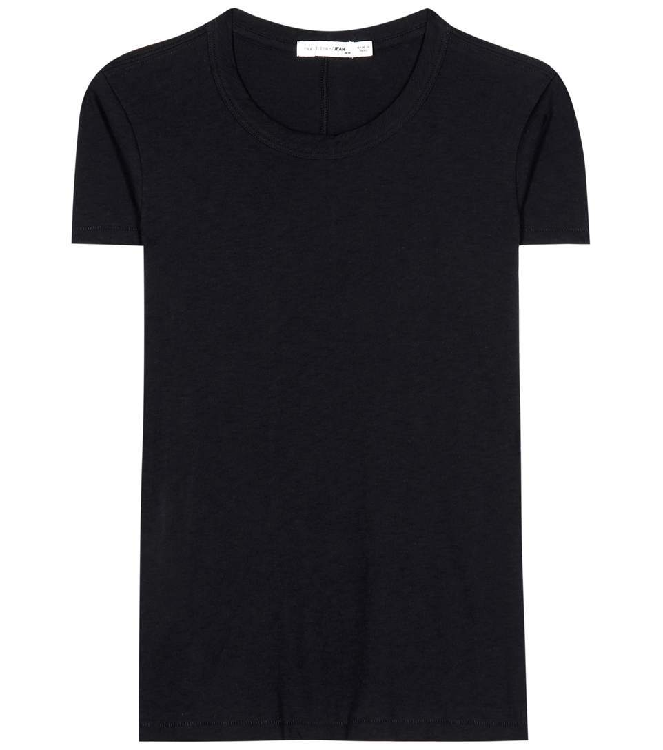rag&bone THE TEE BLACK