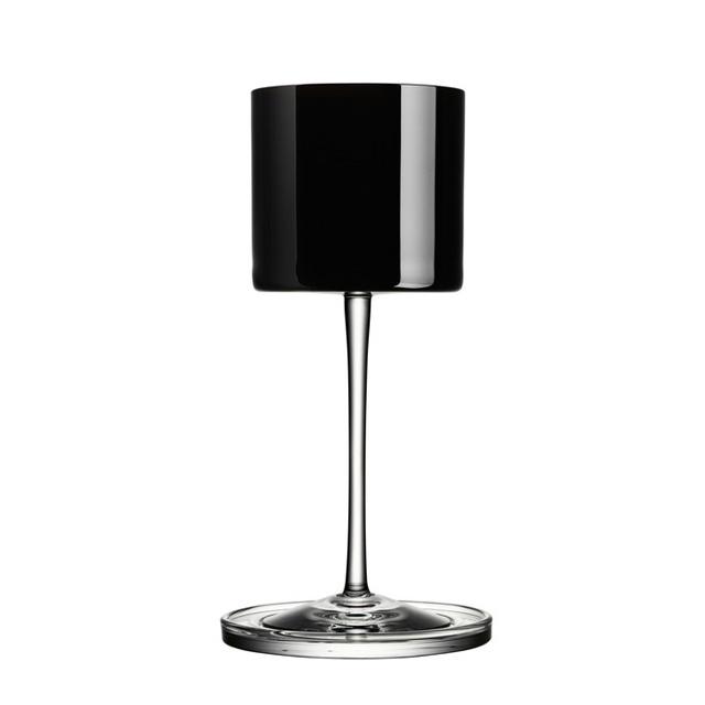 Orrefors オレフォス  Karl Lagerfeld ワイングラス (6590516)