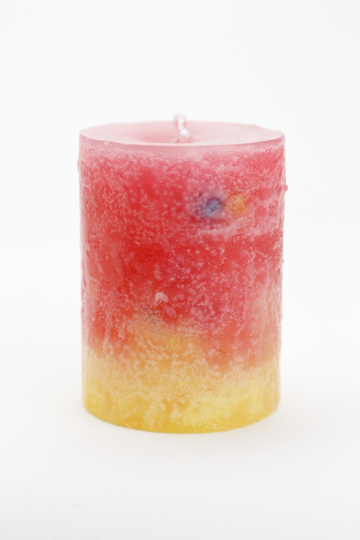 No.28 Candle Cylinder 76 1800  キャンドル