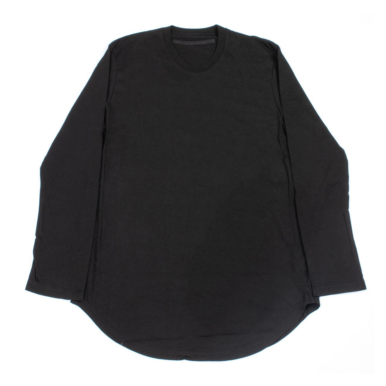 727CUM9-BLACK / ロングスリーブ Tシャツ