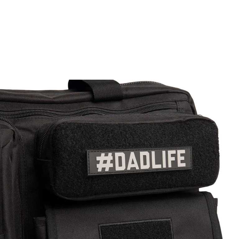 #DADLIFE NAME TAPE PATCH 【TACTICAL BABY GEAR】