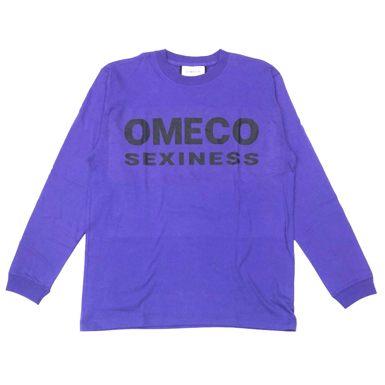 OMECO SEXINESS オメコ ロングスリーブTシャツ[送料全国一律0円]