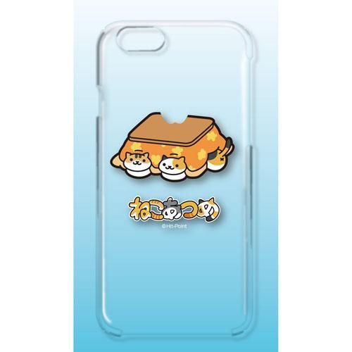 【ねこあつめ】 スマートフォンケース こたつ【iPhone6】