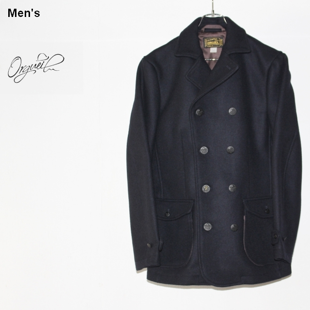 Orgueil   アルスタージャケット Ulster Jacket OR-4037 (NAVY)