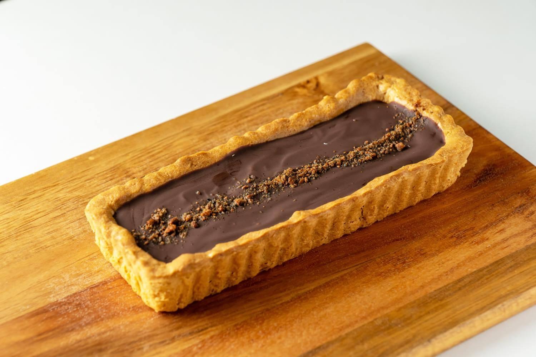 究極の生チョコタルト