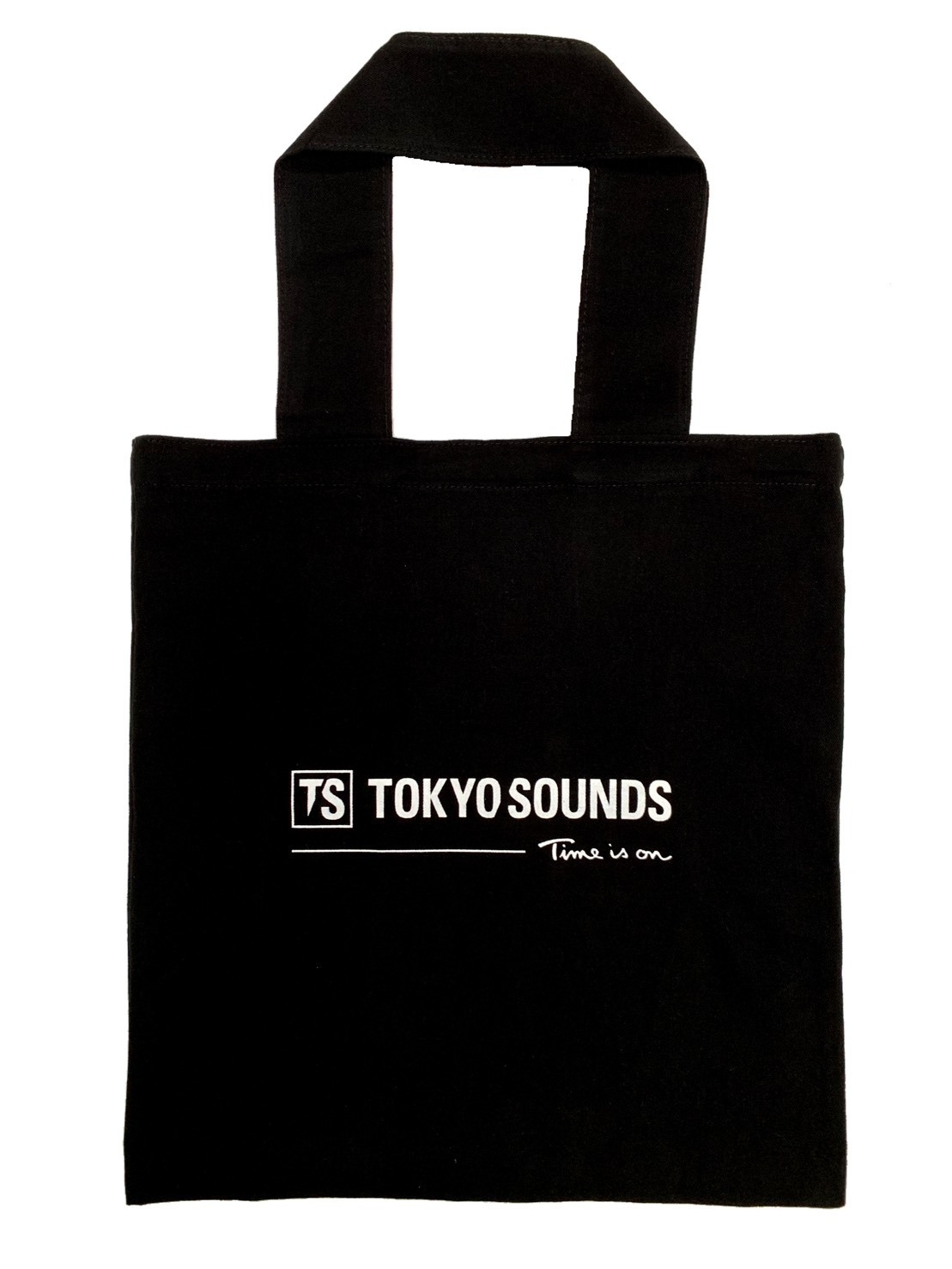 TOKYO SOUNDS × Time is on コラボトートバッグ