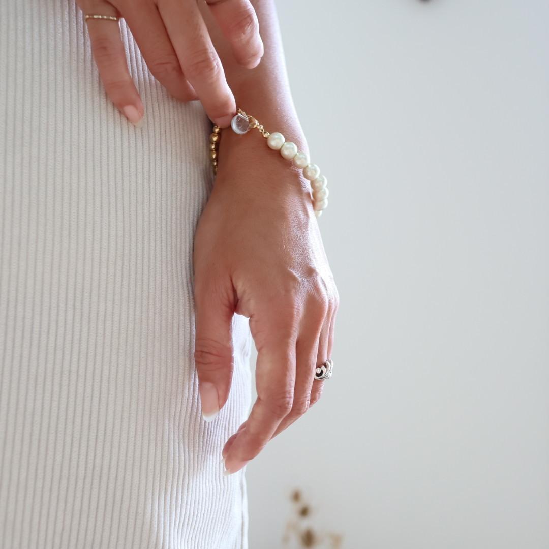 【Live Living craft works】bracelet