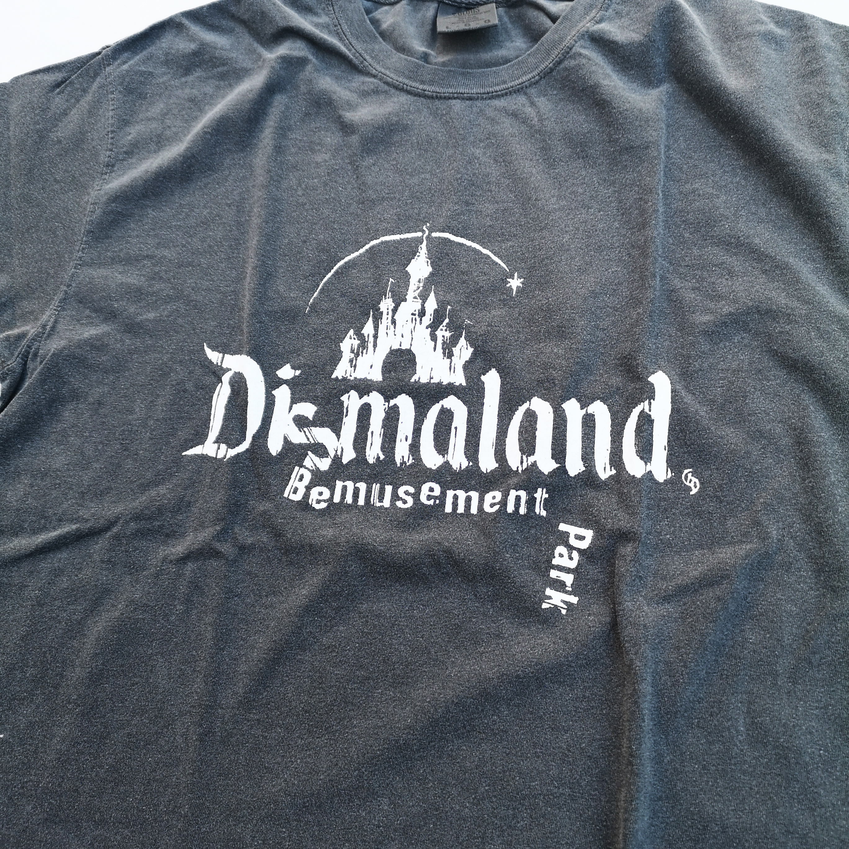 "||||| ""Destroyed Dismaland"" TEE"