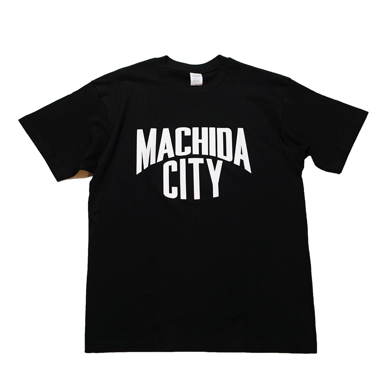 MACHIDA CITY TEE (BLACK)