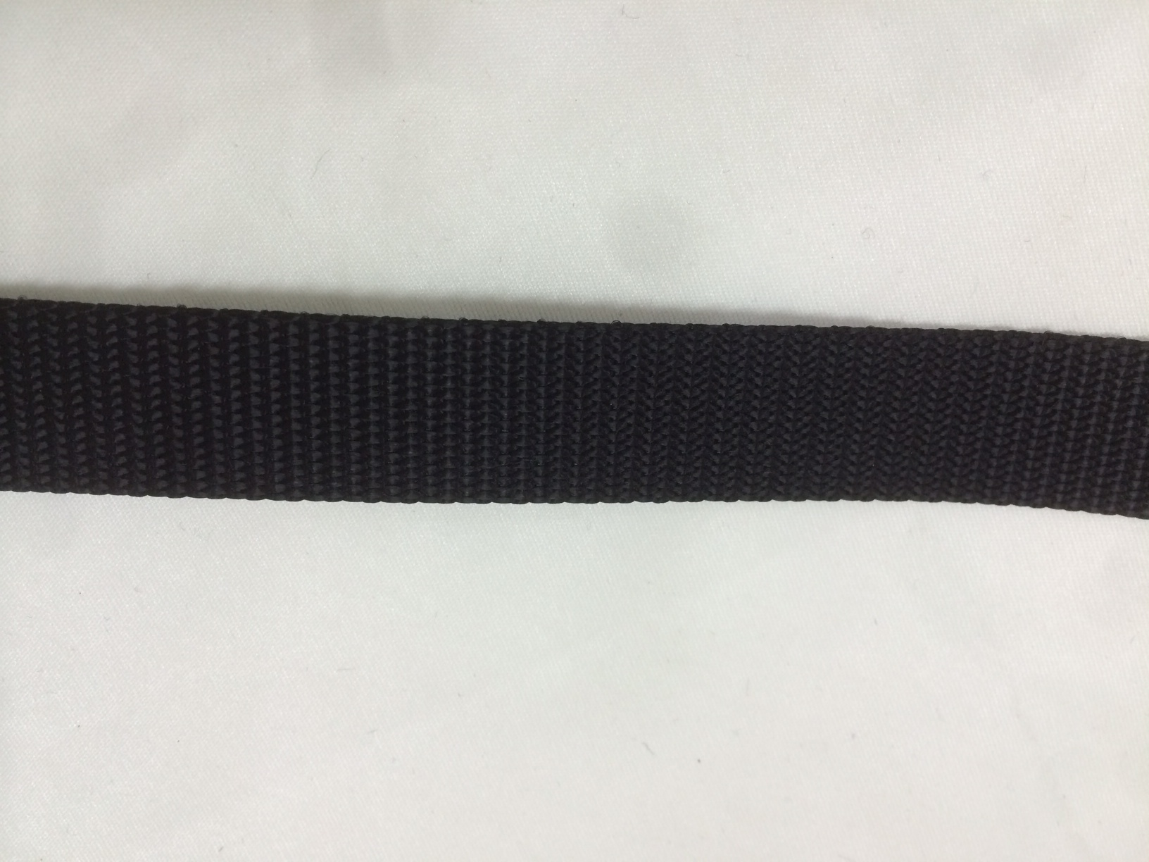 ナイロン 4本トジ 織10mm幅 黒 1巻 (50m)