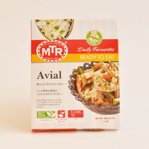 MTR READY TO EAT CURRY Avial