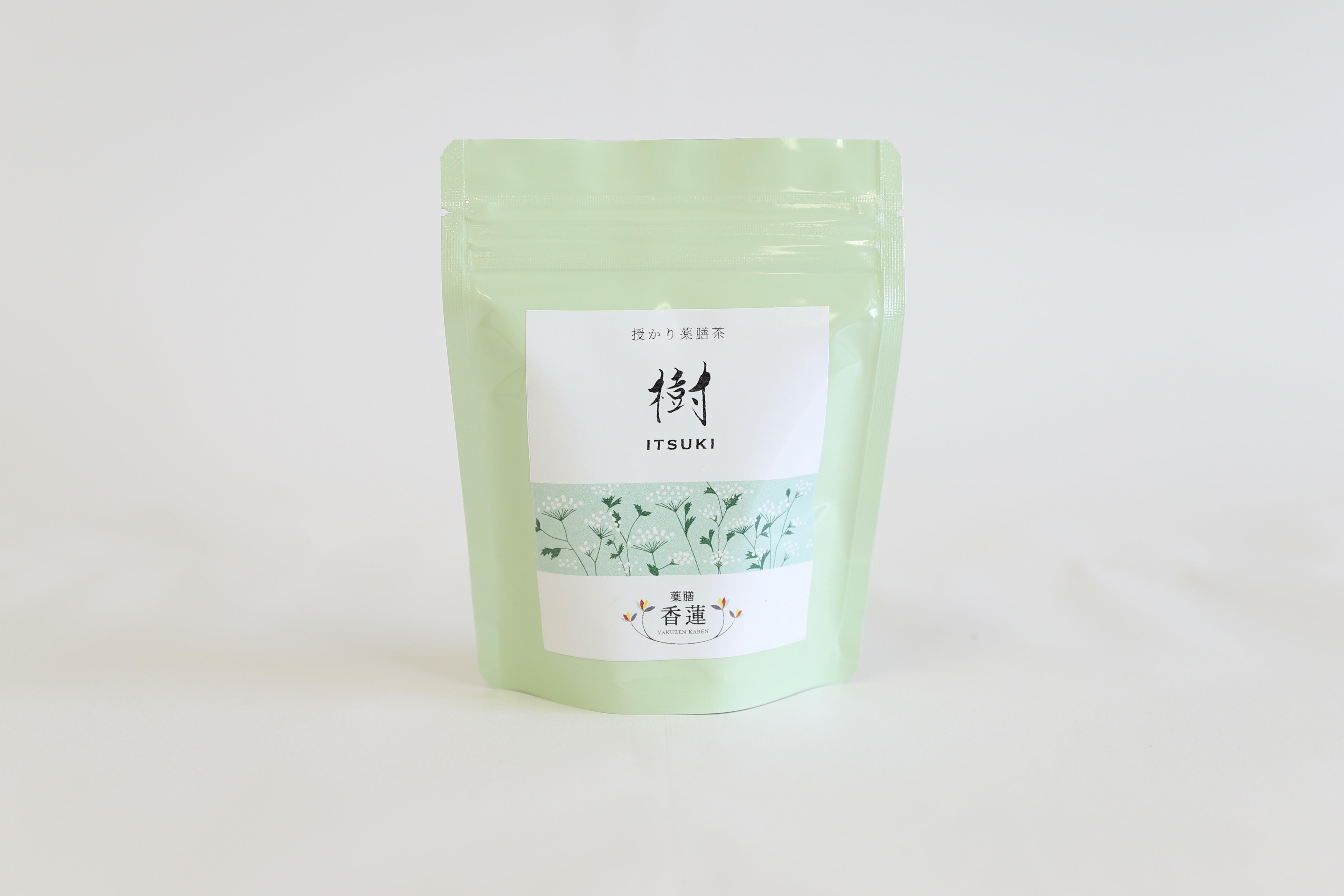 授かり薬膳®茶 樹(ITSUKI) お試し 5包入り