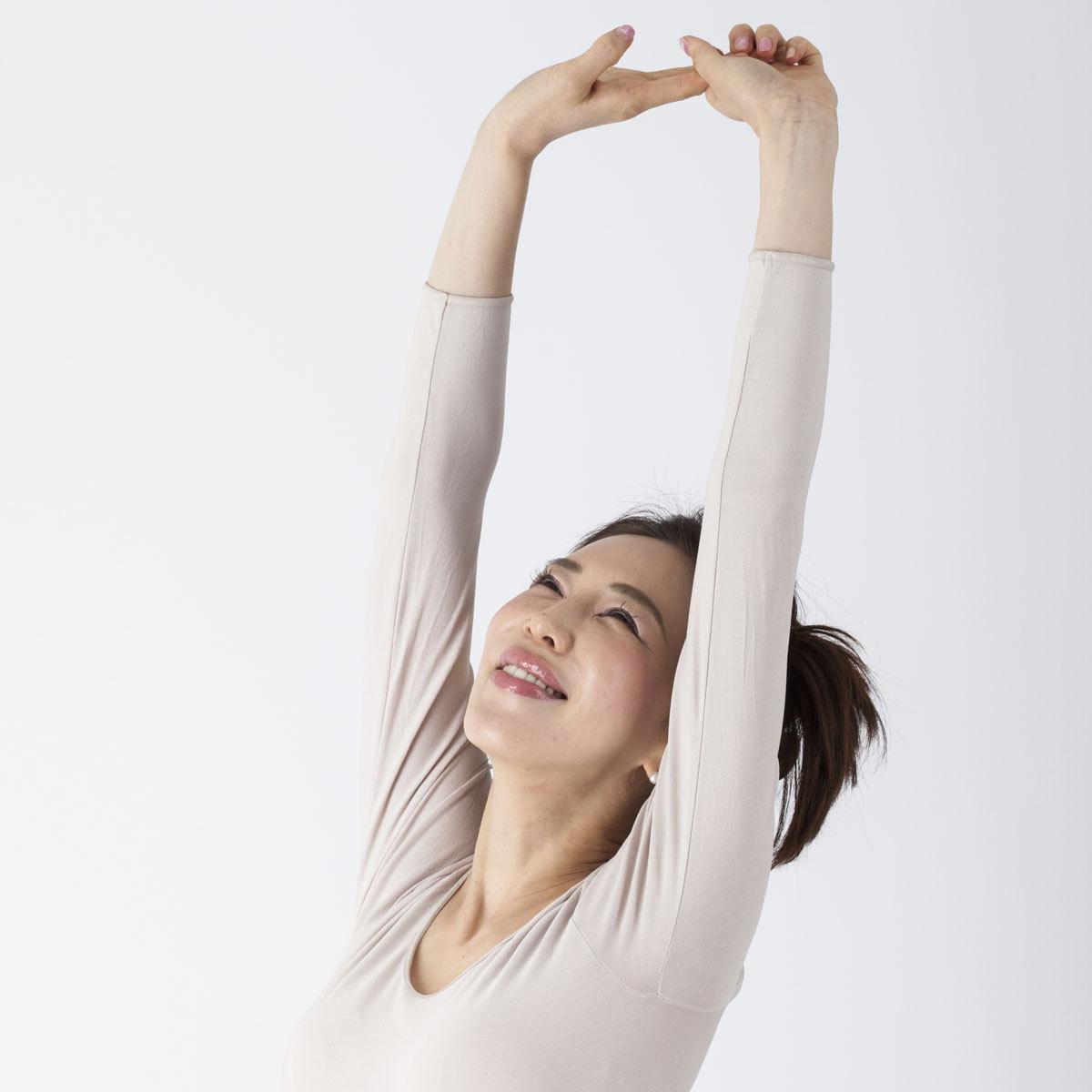 サポータス インナー(婦人用長袖上)