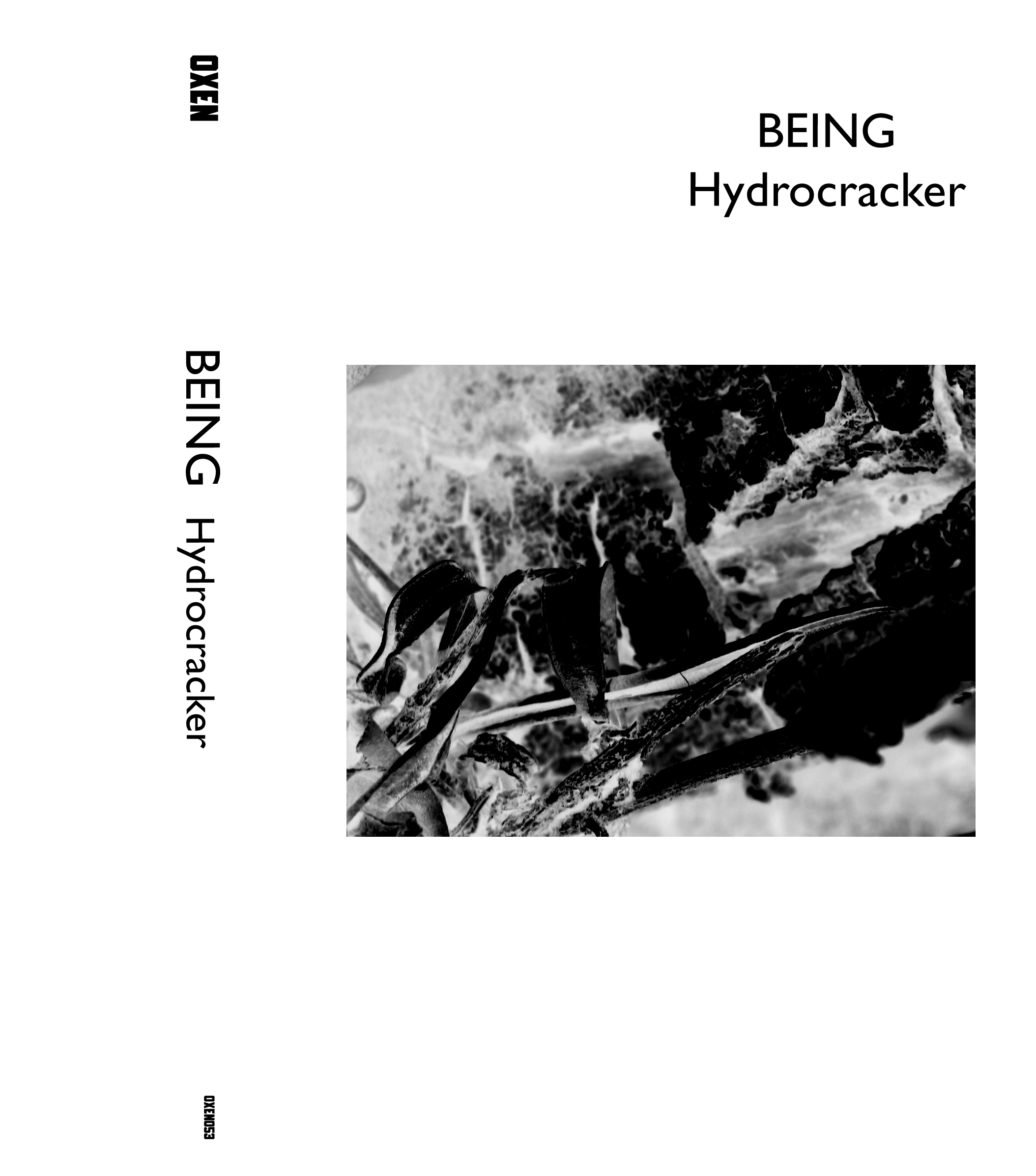 Being ‎– Hydrocracker(CS)