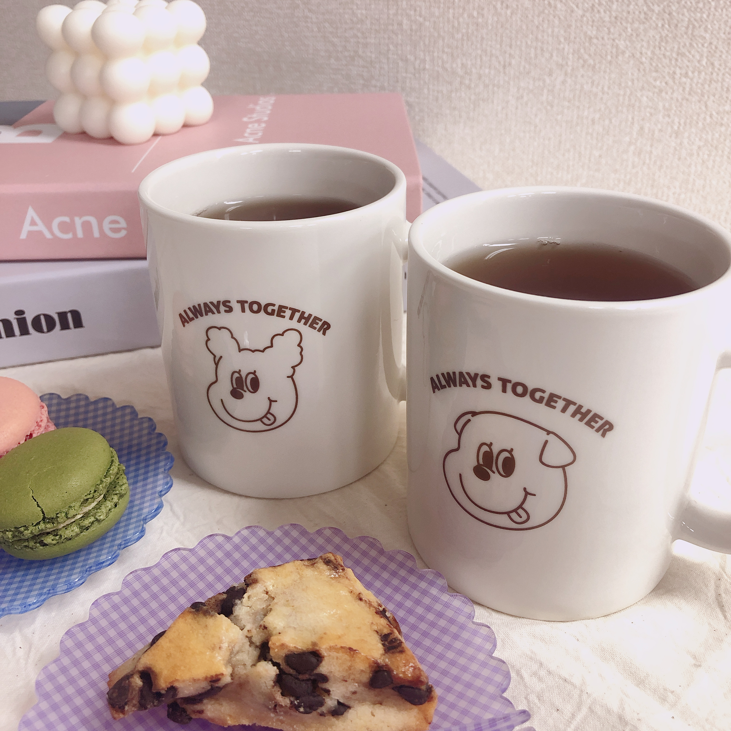 日本限定 ゴンチル マグカップ(全2種)