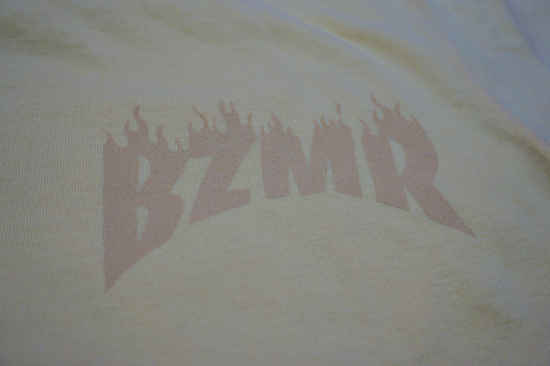BZMRメラメラTee (スナハマ) - 画像3