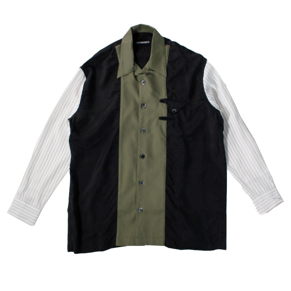 YUKI HASHIMOTO Jacket Detail Shirt