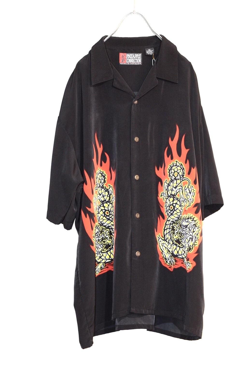 fire dragon shirt