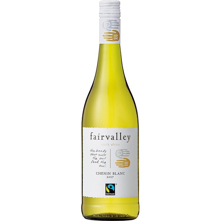 【南アフリカ】フェアヴァレー シュナンブラン 白ワイン