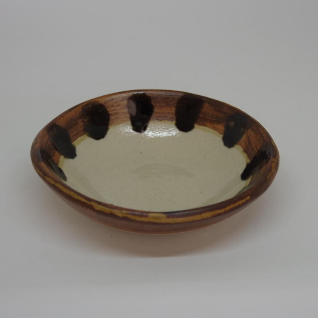 やちむん【土工房陶糸】3寸鉢