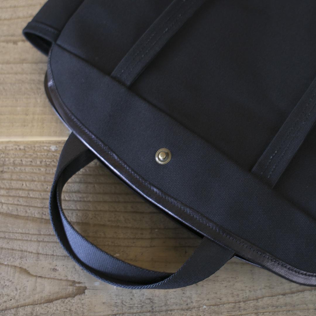 SOUTHERN FiELD iNDYSTRiES サザンフィールドインダストリーズ flip tote bag フリップトートバッグ ブラック