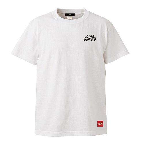 SINE METU ロゴ S/S Tee / ホワイト | SINE METU - シネメトゥ