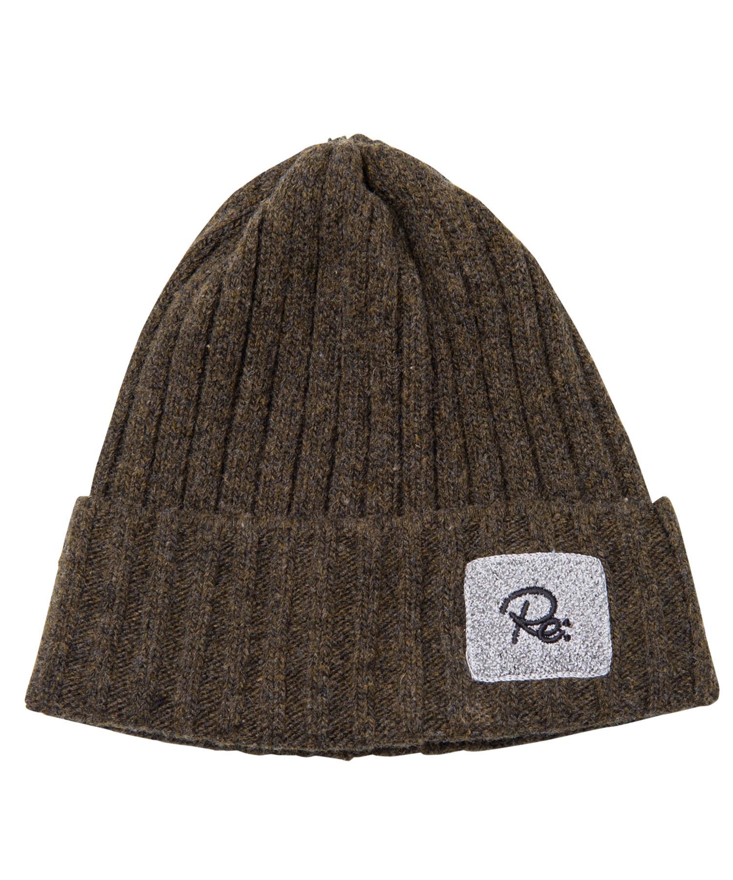 ICON BOX WOOL KNIT CAP[REH076]
