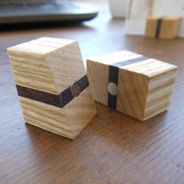 【木製マグネットホルダー01】 - 画像4