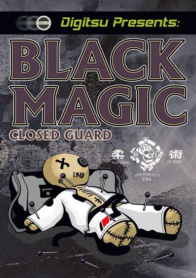 ブラックマジック・クローズドガード  ダン・コーヴェルDVD|ブラジリアン柔術テクニック教則DVD