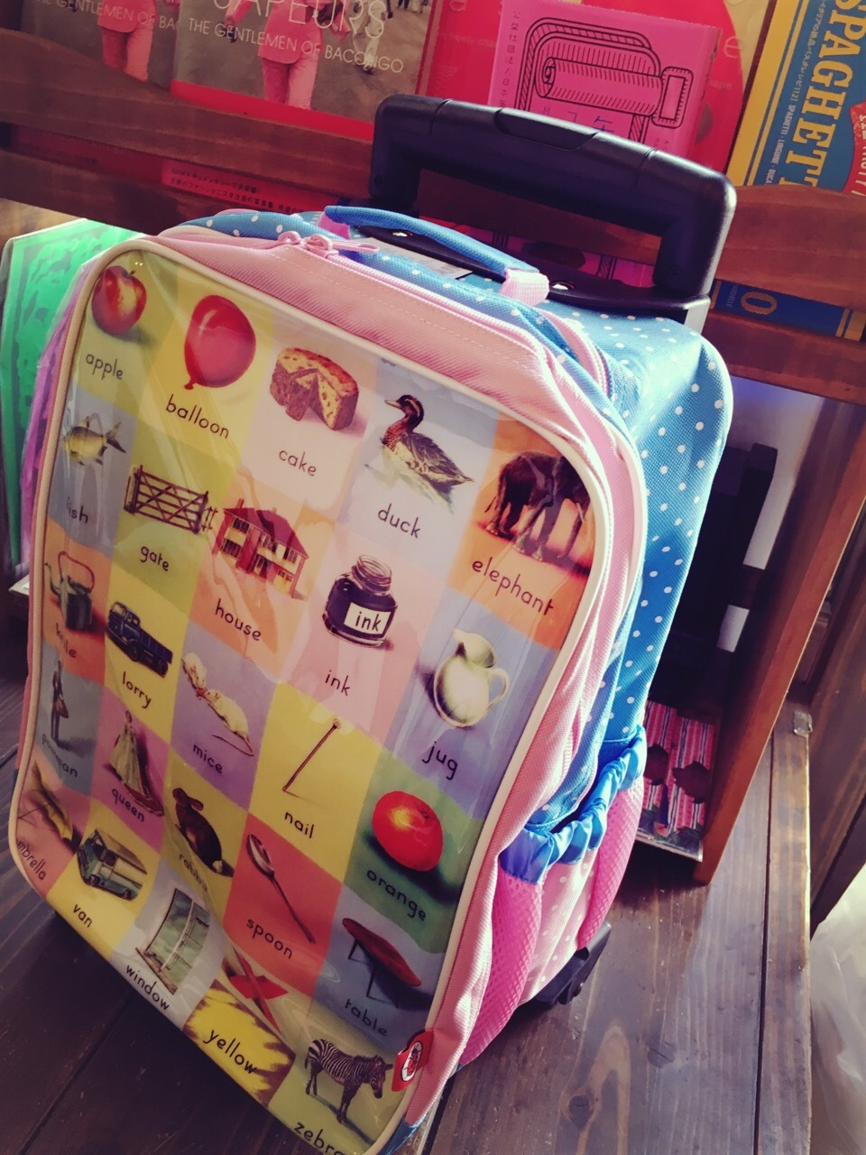 キッズスーツケース