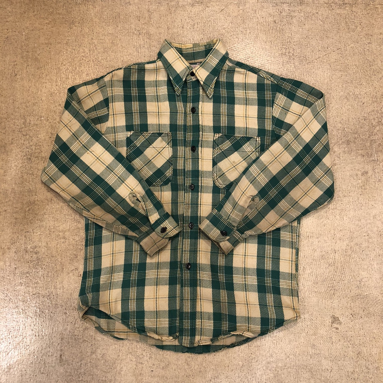 70's Bigmac Flannel Shirts ¥6,600+tax