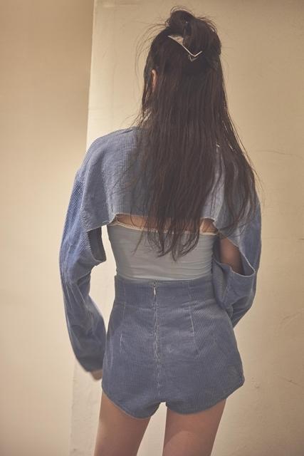 【thibaut】HW Short Pants