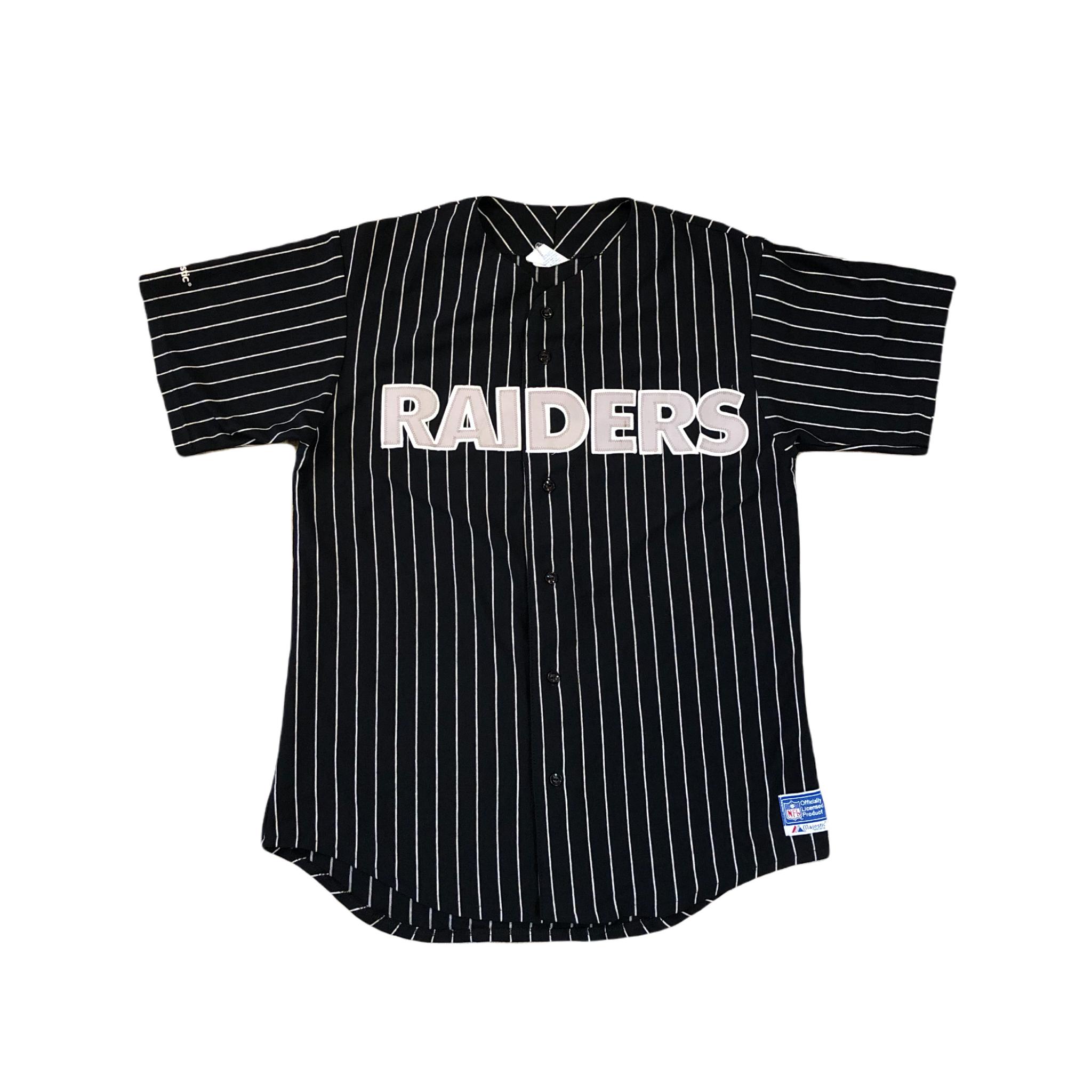Raiders Baseball Shirts ¥8,800+tax