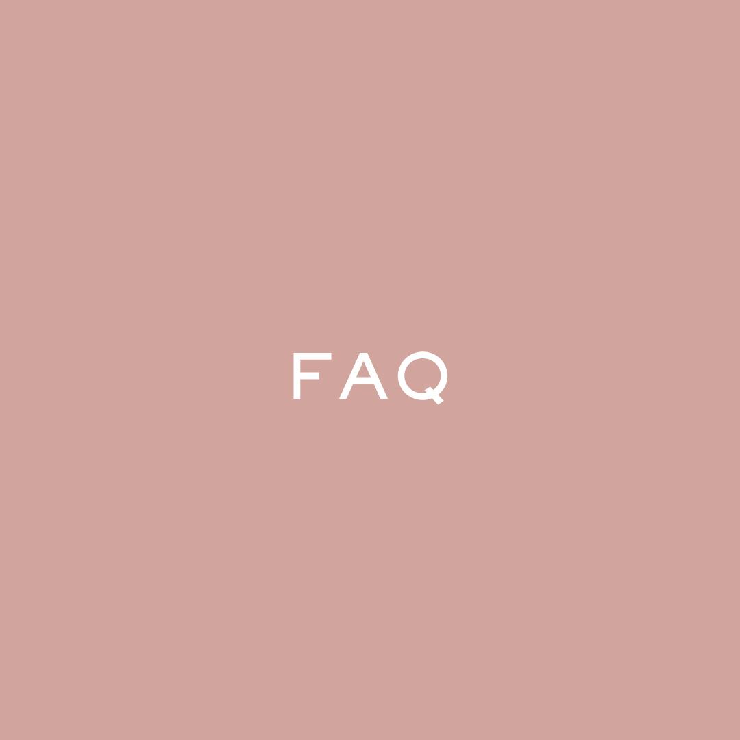 FAQ:よくある質問