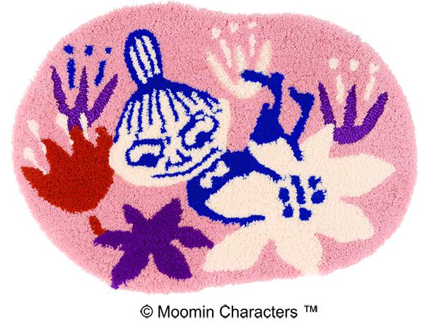 コバナマット【MOOMIN by SUMINOE】