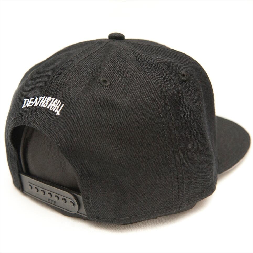 """""""deathsight"""" CAP / BLACK - 画像4"""