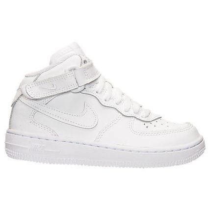 子供用★Nike Air Force 1 Mid Sneaker Kids Preschool