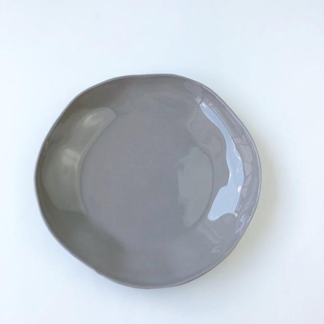 Amai Saigon プレート φ約16cm ライトグレー