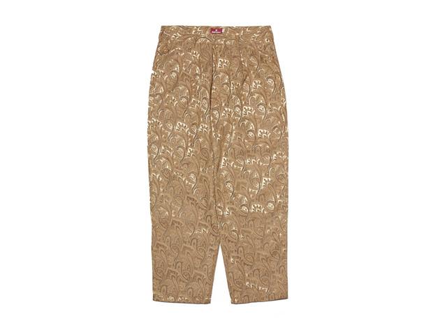 HELLRAZOR|Jacuard Trousers