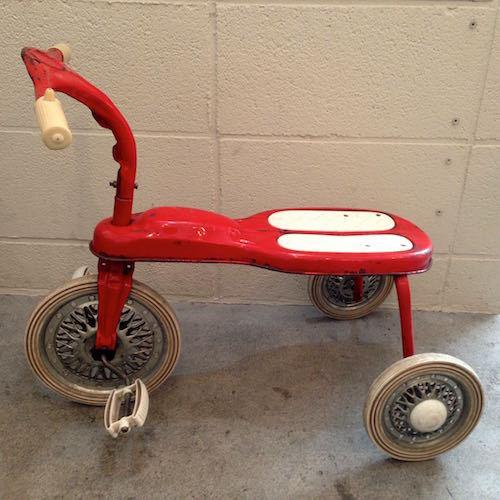Vintage Italian Tricycle