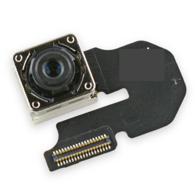 【iPhone6P】iSightカメラ