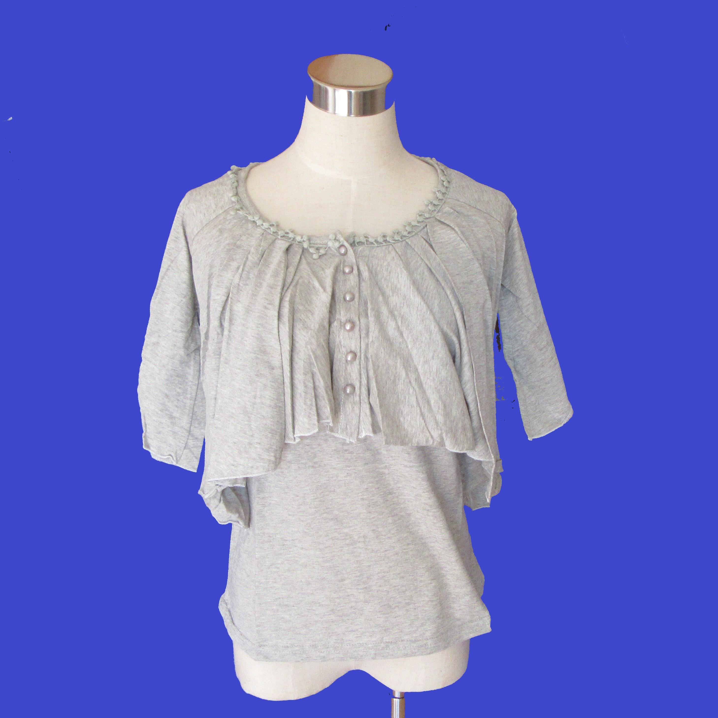 q.b.c Tシャツ キャミソール セット Mサイズ 新品